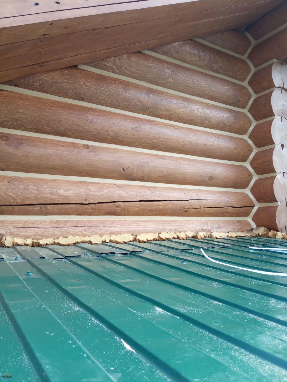 Фасадные работы для деревянных домов